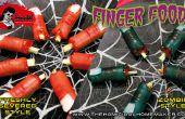Fingerfood (Zombie-Stil oder frisch getrennt)