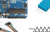 DHT11 und Arduino UNO; Die einfachste INSTRUCTABLE