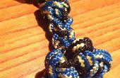 Sterne-Button Knoten Schlüssel Kette/Armband