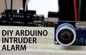 Weltweit lautesten Arduino Alarmanlage