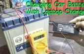 Berechnen Sie Ihre Autobatterie mit Laptop Ladegerät!