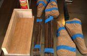 Hölzerne 3D-Druck: benutzerdefinierte Schuhe
