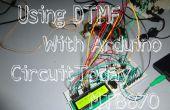 MT8870 DTMF-Decoder mit Arduino mit