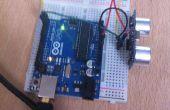 Arduino Entfernungsmesser Tutorial