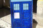 Eine einfache TARDIS zu machen: The Blue Box