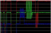 Arduino - Multi-Kanal-Oszilloskop (Arme-Leute Oszilloskop)