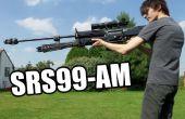Hölzerne Halo Reach Replica Gewehr (Non-Brand Prop)