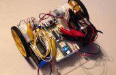 IoT-Photon + Sprung Bewegungsbasierte Roboter