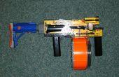 Die erste vollautomatische, Clip Fead, LEGO Nerf Gun: Raptor CS-35