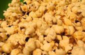 Wie erstelle ich [perfekt] hausgemachte Popcorn