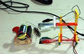 Arduino-basierte optischer Drehzahlmesser