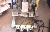 Selbstlernende - Stein - Papier-Schere-Roboter von Lego Mindstorms NXT!