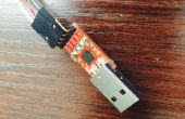 Mod ein USB-Serial Adapter TTL (CP2102) Programm ESP8266