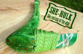 She-Hulk - die Wiederbelebung der Schaufel