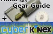 K ' NEX Motor & Gear Guide