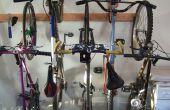 Bike Rack / Fahrradkeller für das Haus oder die Wohnung