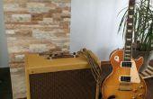Fender Tweed Deluxe 5e3-Clone zu bauen auf TAD Tweed Deluxe Kit basierend