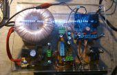 Plexiglas Kasten 4 home audio-Verstärker mit Strom Supplay