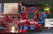 Einfache WF32-Programmierung mit Arduino IDE
