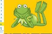 Gewusst wie: zeichnen Sie Kermit der Frosch (Muppet)