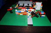 LittleBits Lego Haus mit Garagetüröffner, Windmühlen und Türklingel