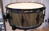 Wie erstelle ich eine Stave Snare Drum!