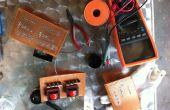 Prototyping 1500 Watt reinen Sinus Wechselrichter von DC-Generator laufen
