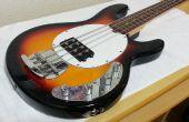 Räumen Sie Ihren Bass oder Gitarre, RF-Interferenzen zu vermeiden