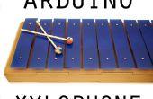 Arduino Xylophon