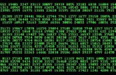 Wie erstelle ich eine Matrix-Batch-Datei (Dies ist die ältere VERSION von diesem INSTRUCABLE!!! ÜBERPRÜFEN SIE MEINE SEITE FÜR DIE NEUERE!!!)