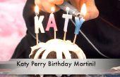 Katy Perry Geburtstag Martini