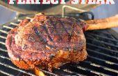 Um das perfekte Steak grillen lernen jedes Mal, wenn