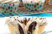 Vanilleschote Cookie Butter Cup Cupcakes