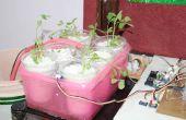 Mehrzweck-Hydrokultur und Boden Gartenarbeit Lösung