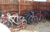 Kauf und Verkauf von Fahrrädern