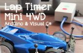 Lap Timer Mini 4WD (IR-Sensor)