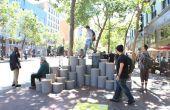 ShowBox - erstellen Sie Ihre eigenen Straße Bühne und Sitzgelegenheiten