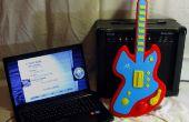 Guitar Hero USB-Controller mit Arduino und Java