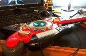 Umwandlung von geretteten Spielzeug in einem MIDI-Controller