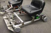 Chibikart: Rapid-Prototyping ein Subminiatur Elektro Go-Kart verwenden digitale Fabrikation und Hobby-Komponenten