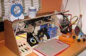 Tragbare Elektronik Workstation / Workshop