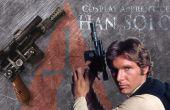 Wie erstelle ich Han Solo DL-44-Blaster