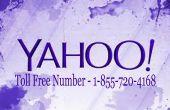 Yahoo Customer Service technischer Support USA & CA