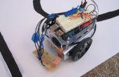 Boe-Bot/Arduino Line Roboter nach