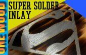 Super Löten Inlay für Ihre Holzbearbeitungprojekte