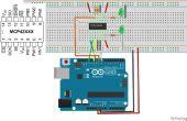 Digitale Potentiomter MCP42100 mit Arduino