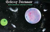 Galaxy-Scanner!  (machen Sie planetarische Bilder zu Hause)