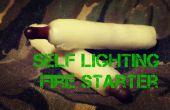Selbst die Beleuchtung Feuer Starter