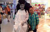 Braut von Frankenstein Illusion Kostüm für Halloween