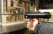Wie erstelle ich eine Softair Maschinengewehr - DIY-Vortex BBMG